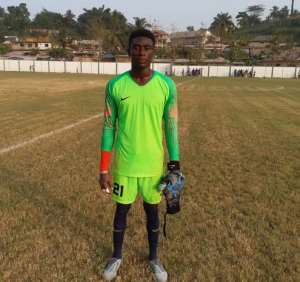 The Best Decision Is For The GPL To Continue – WAFA Goalie Acquah Ferdinand