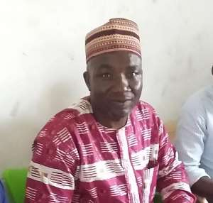 Abu Kamara Calls For Caution In PPE Distribution