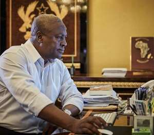 John Mahama's Second Coming -He Has No Other Option But To Come Back And Save The Sinking Ghana.