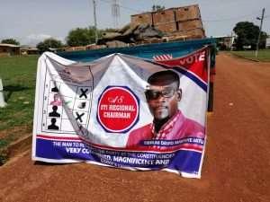 NPP Oti region polls: David Tibrum Scored Zero After Displaying 100 Free Motorbikes Near Election Grounds