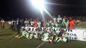 2019 Women's WAFU: Nigeria Beats Ivory Coast On Penalties To Win Ultimate