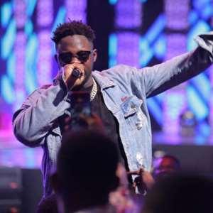 #VGMA20: Medikal wins Hiplife – Hiphop Artiste of the Year