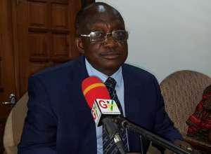 Simon Osei Mensah, the Ashanti Regional Minister