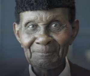 World War II veteran Pte Joseph Ashitey Hammond