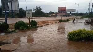 Kumasi: Taxi Driver Killed In Heavy Downpour