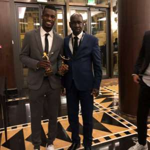 John Boye Named In  French Ligue 2 Team Of The Year