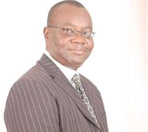 President Of The Ghana Plastic Manufacturers Association (GPMA), Mr. Ebbo Botwe