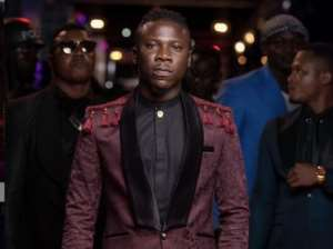 Stonebwoy is reggae dancehall artiste of the year for the fifth consecutive time