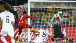 Gone But Never Forgotten: Watch Asamoah Gyan's Wonder Strike Against USA In 2010 WC In South Africa