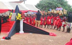 The Ghanaian Traditional - Culture And Custom Of Death