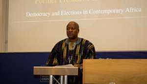 Journalists Not Safe Under Akufo-Addo Gov't—Mahama