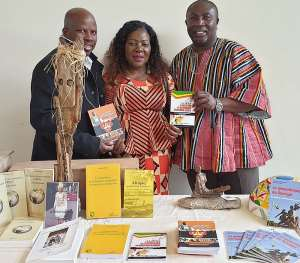 Ghana Embassy, UNESCO Receive A ''Call For A Ministry Of Ghanaians In Foreign Lands'' In Paris