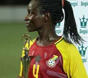 Janet Egyir Gets 2 MVP Awards In 2019 Women's WAFU