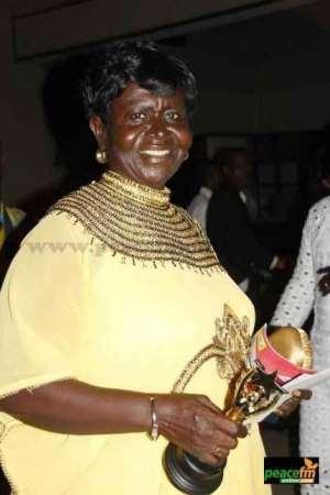 The late Maame Afia Konadu