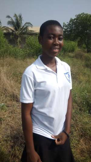 V/R: Ola SHS girl, 16-years old; reportedly missing
