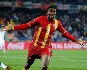 OFFICIAL: Asamoah Gyan Returns To Black Stars