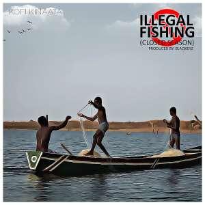 Kofi Kinaata Urges Fishermen Against Illegal Fishing In New Song