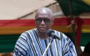 We Are High Alert Against Possible Terror Attack – Ambrose Dery