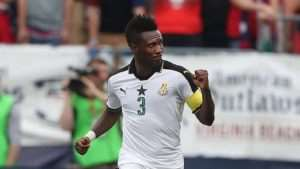 AFCON 2019: Asamoah Gyan Included In 29-man Provisional Squad