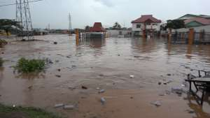 A/R: 9-Year-Old Girl Missing After Downpour In Tafo