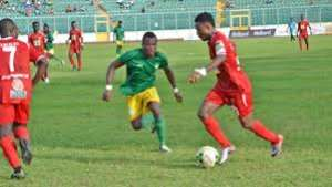 We Will Maintain Our Unbeaten Record Against Kotoko – Aduana Stars PRO