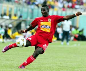 I Would Like To Wear The Kotoko Jersey In The Otumfour Cup – Ahmed Toure