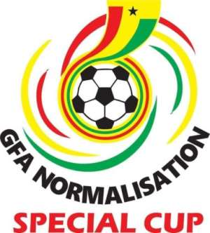 NC SPECIAL COMPETITION: Eleven Wonders Vs Ashanti Gold Match Rained Off As Premier A Remains Inconcl