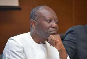 Ken Calls For ECOWAS Beyond Aid