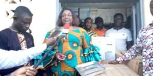 Bosome Freho MP Donates Gh¢120k Medical Items To Improve Healthcare