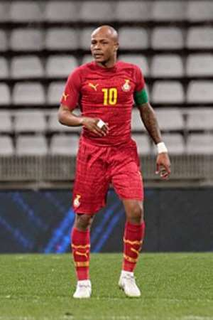 AFCON 19: We Will Support Dede Ayew To Succeed As The Captain – Baba Armando