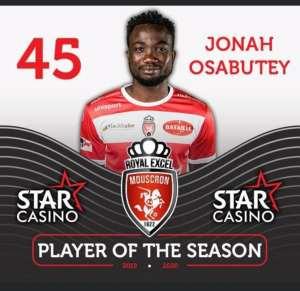Player Of The Season Award Is A Motivation To Keep Working Hard – Jonah Osabutey