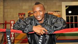 Joseph Agbeko Hungry For Word Title