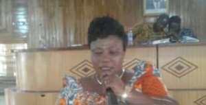 Madam Diana Attaa-Kusiwaa