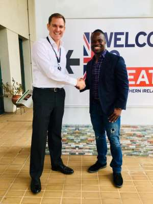 Cocoa From Ghana Hails Akwasi Frimpong For Historic Feat At 2018 Winter Olympic Games