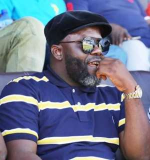 Ex-Ghana Defender Sammy Kuffour Not Giving Up On Becoming A Pastor