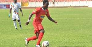 I Almost Joined Hearts Before Signing For Kotoko - Augustine Sefah