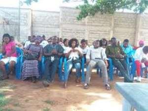 BSYA Members in Accra