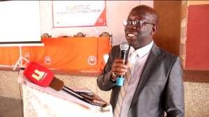 Director- General of SSNIT, Dr John Ofori- Tenkorang