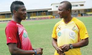 Asamoah Gyan, Kwesi Appiah To Meet Face To Face After Captaincy Row