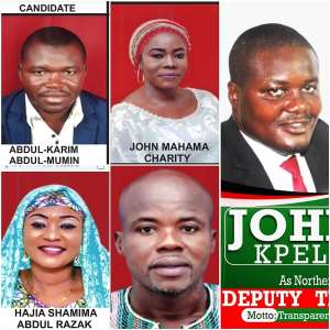 NDC Urges Elected Northern Regional Executives To Rally Support For Victory In 2020