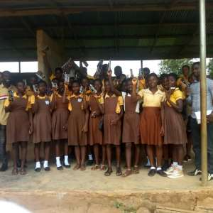 The Hope Journey Prepares BECE Candidates In Akuapem North, South