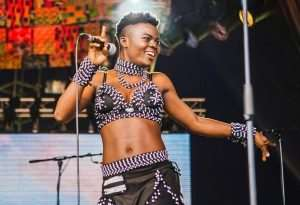 Wiyaala, Patchbay Band Rock At Passover Festival In Israel