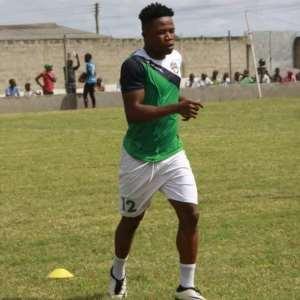 Karela United Striker Diawisie Taylor