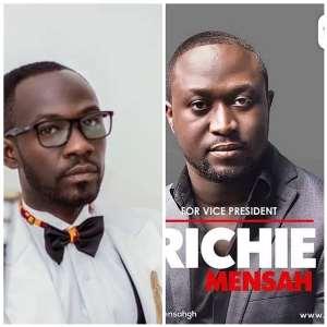 Okyeame Kwame Endorses Richie For MUSIGA Vice President