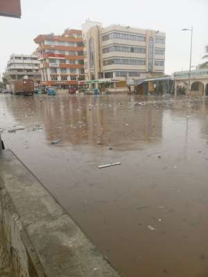 Perennial Floods In Accra