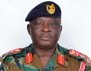 Major General William Azu Ayamdo