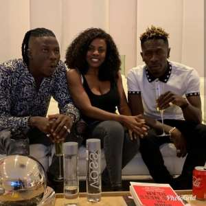 Stonebwoy Gives Reason Why He Has Forgiven Shatta Wale