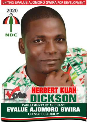 I have not Stepped Down as Evalue Gwira NDC Parliamentary Candidate