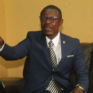 Lawyer Counselor Arthur Tamba Johnson