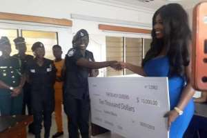 Yvonne Okoro Fulfills $10,000 Promise To Black Queens